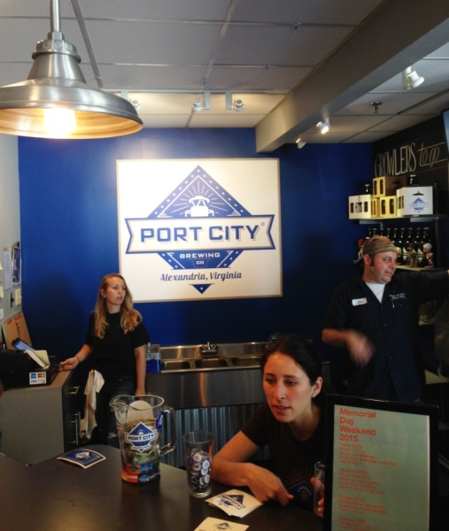 Port City Brewing Company bar3