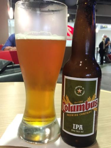 Columbus Brewing Company IPA