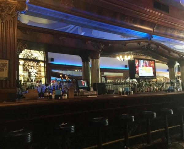 Elevator Brewery bar