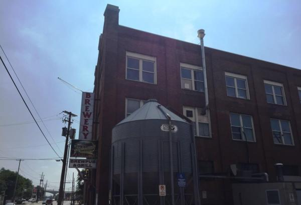 Appalachian Brewing Company building