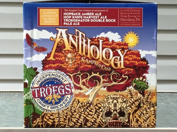 Troegs Anthology Sampler Case