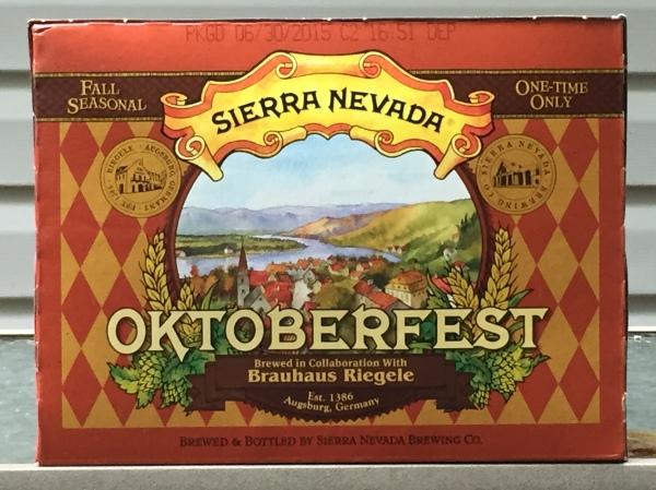 Sierra Nevada Oktoberfest