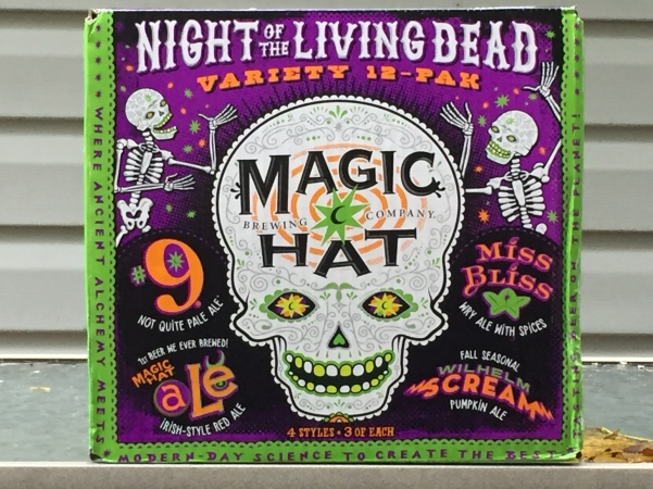 Magic Hat Night of the Living Dead Variety 12-Pak
