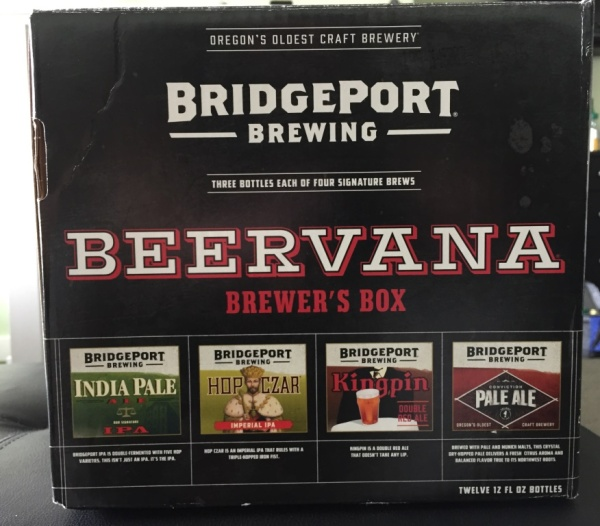 Bridgeport Brewing Beervana Brewer's Box