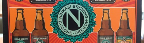 Ninkasi Brewing Variety Pack