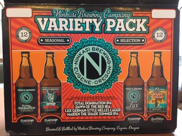 Ninkasi Brewing Variety Pack