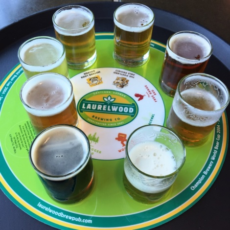 Laurelwood Sampler Tray