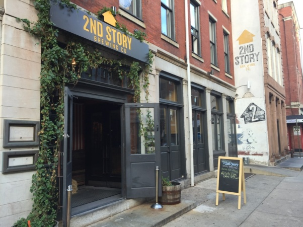 2nd Story Brewing Company front
