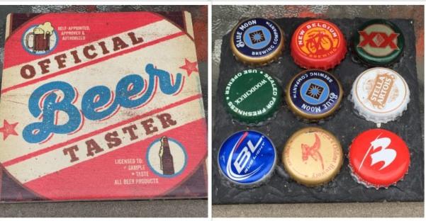 Beer Coasters
