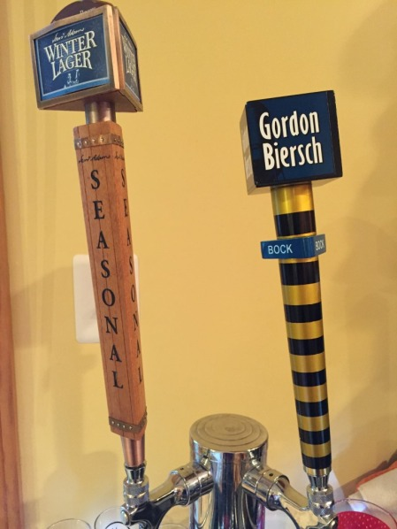 Gordon Biersch Tap Handle