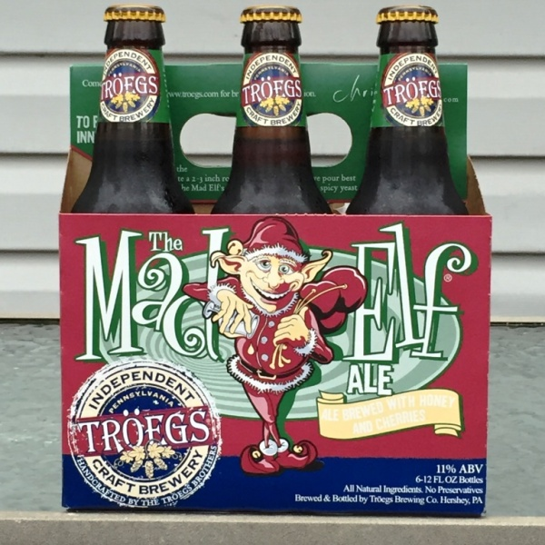 Mad Elf Ale six pack
