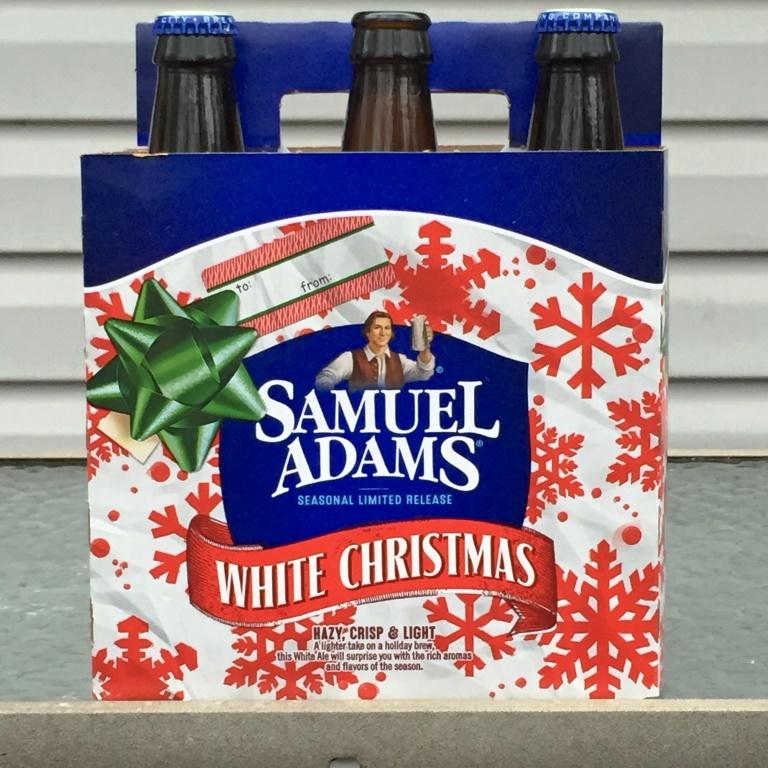 Samuel Adams White Christmas