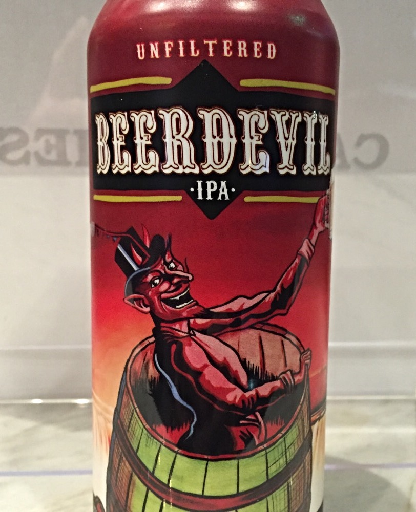Niagara Brewing Company Beer Devil IPA