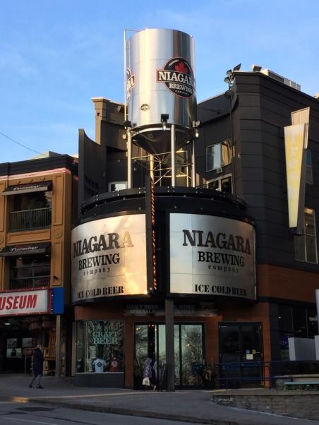 Niagara Brewing Company front