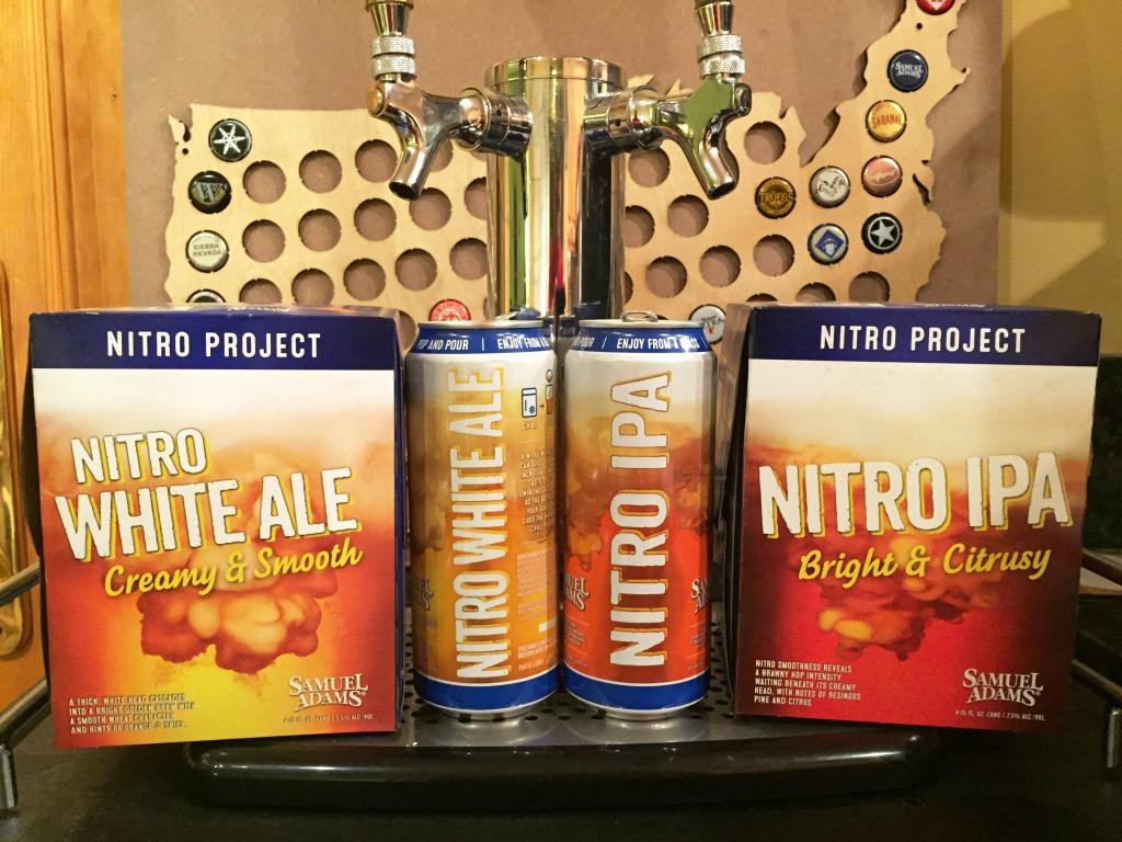 Sam Adams Nitro Project