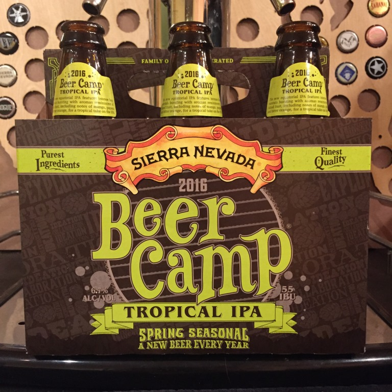 Sierra Nevada Tropical IPA