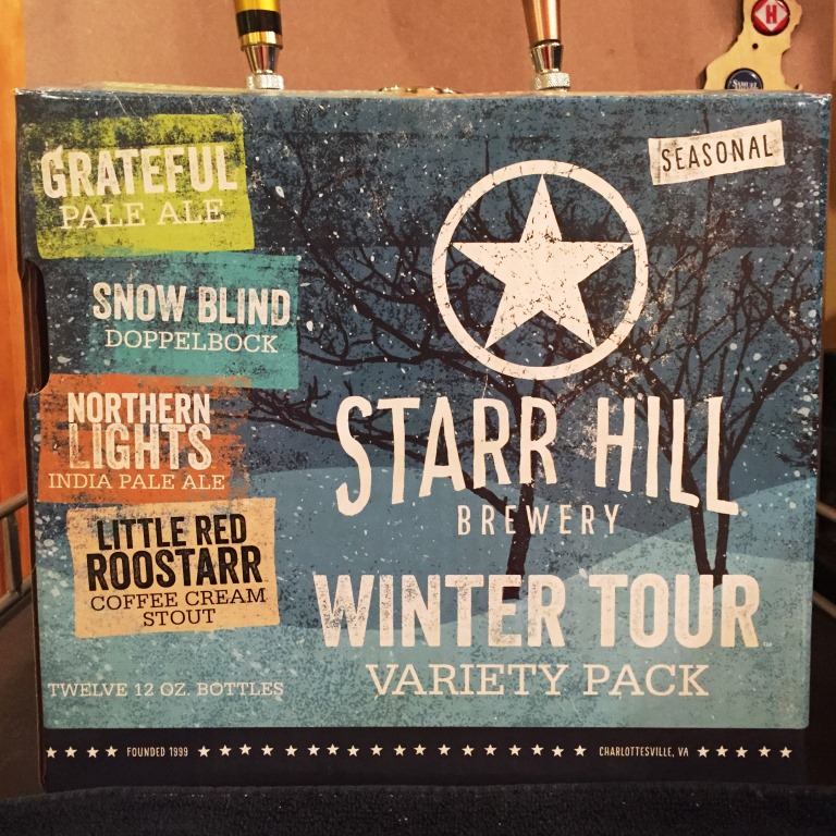 Starr Hill Winter Tour Variety Pack