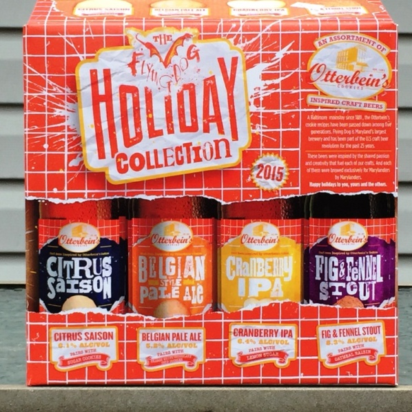 The Flying Dog Holiday Collection