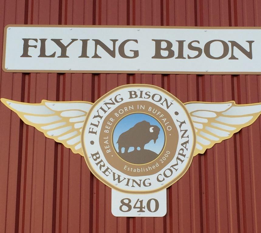 Flying Bison logo