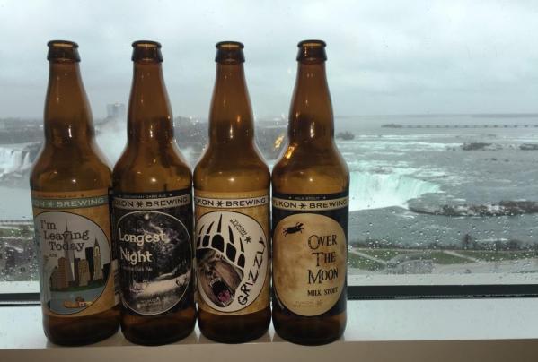 Yukon Brewery bombers