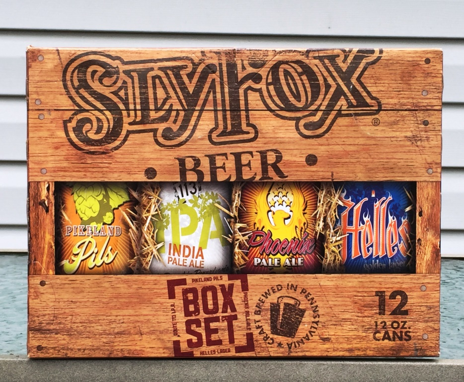 Sly Fox Box Set