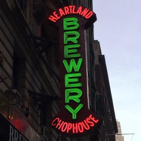 Heartland Brewery