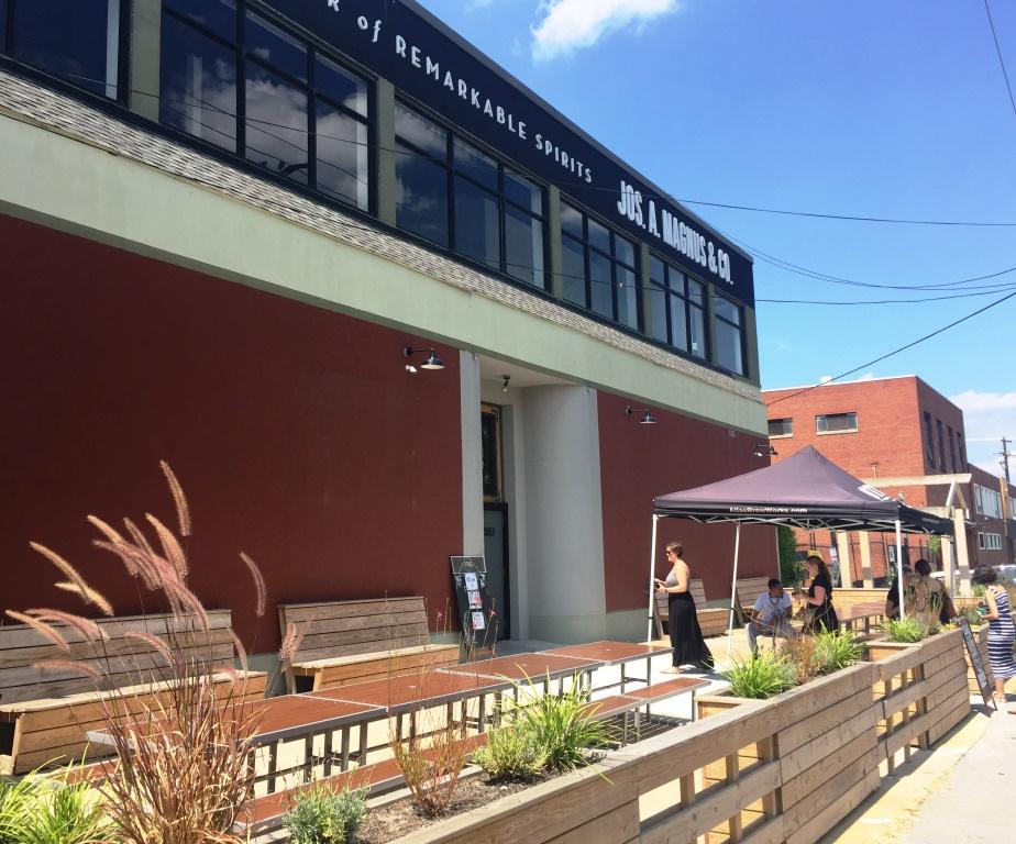 Atlas Brew Works building