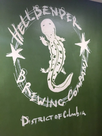 Hellbender Wall Art