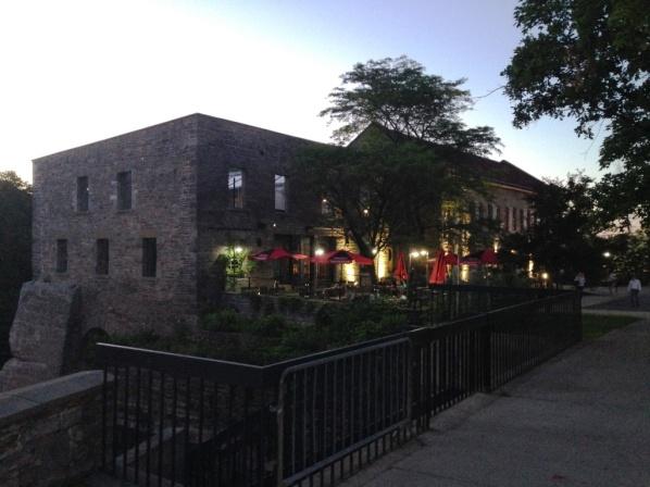 Mill St Brewpub front