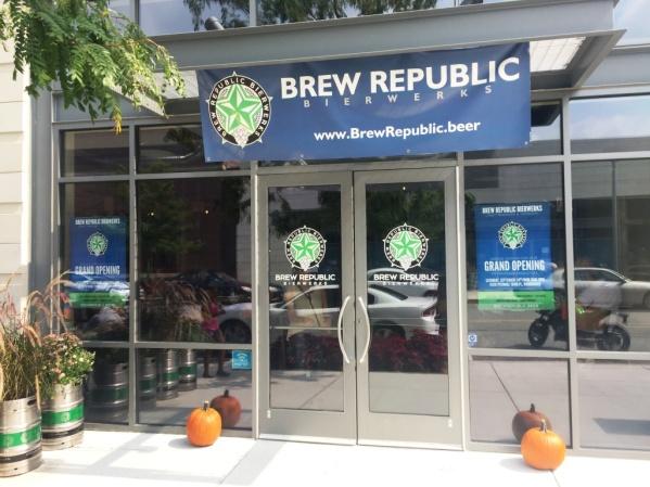 Brew Republic Bierwerks Front