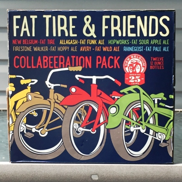 Fat Tire & Friends Collaboration Pack