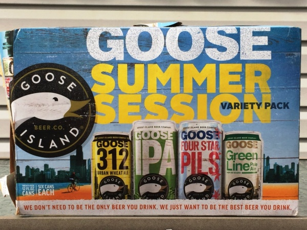 Goose Island Summer Session Variety Pack