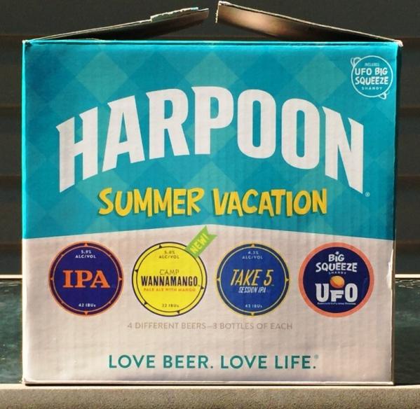 Harpoon Summer Vacation