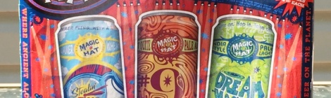 Magic Hat Cantastic Variety Pack