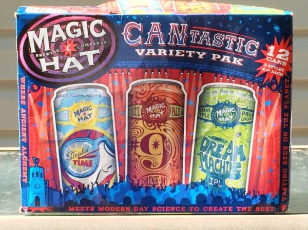 Magic Hat Cantastic Variety Pack
