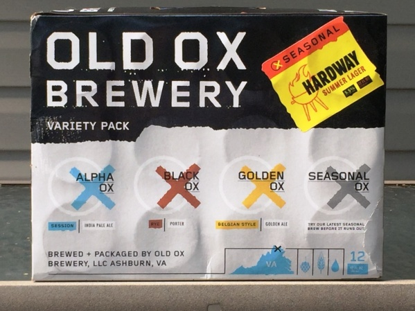 Old Ox Brewery Variety Pack