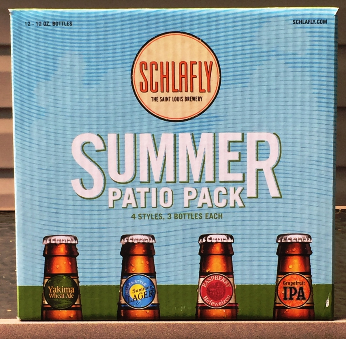 Schlafly Summer Patio Pack