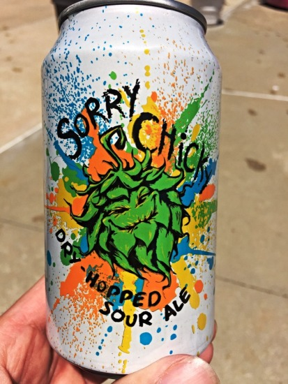 Sorry Chicky Dry-Hopped Sour Ale