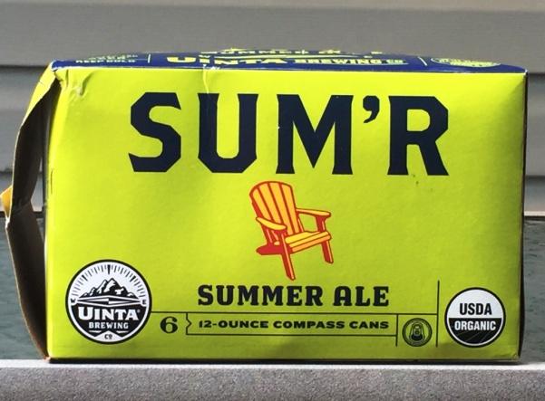 Uinta Brewing Sum'r