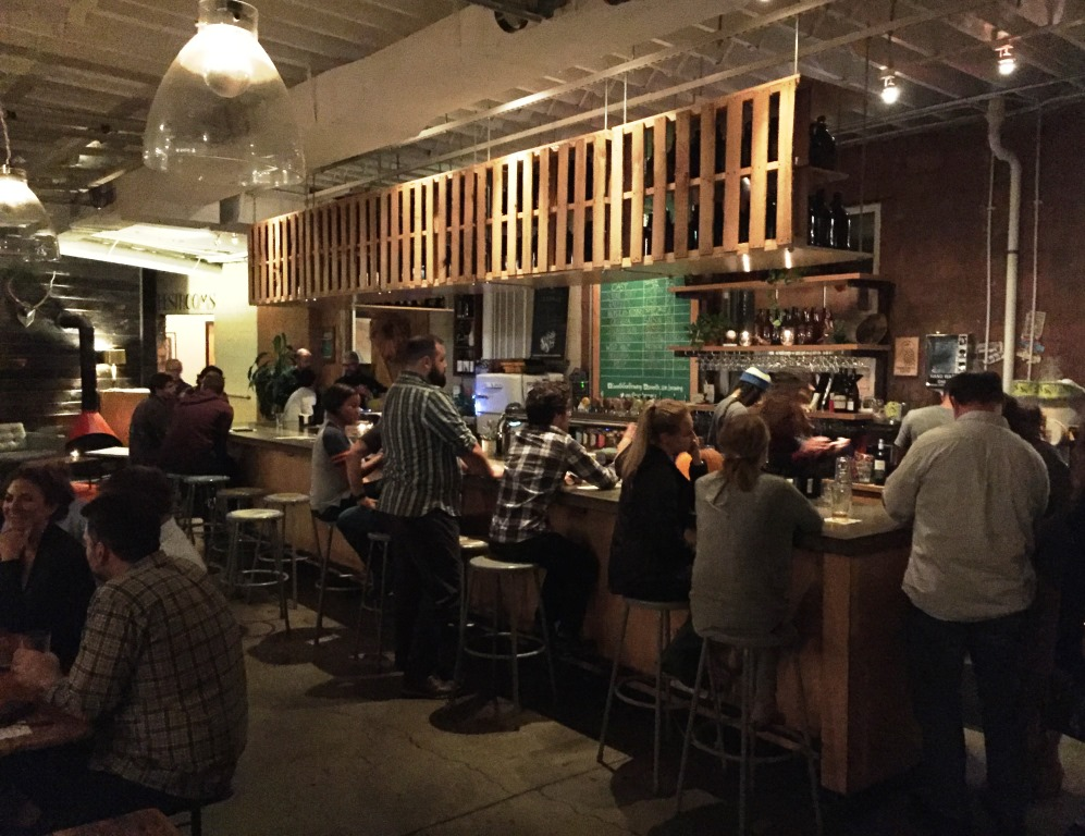 Seventh Son Brewery Bar