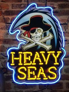 Heavy Seas Brewery Neon Sign