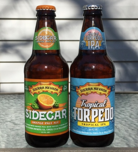 Sierra Nevada Sidecar and Tropical Torpedo