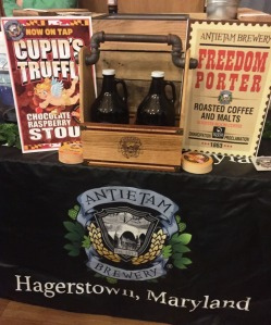 Antietam Brewery Table