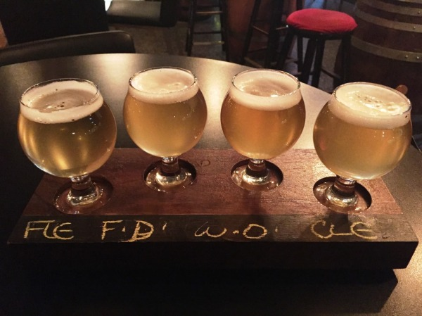 Folly Brewpub Sampler