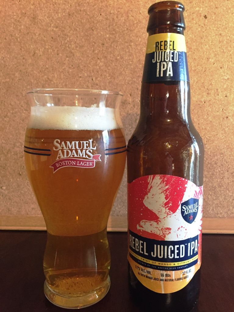 Sam Adams Rebel Juiced IPA