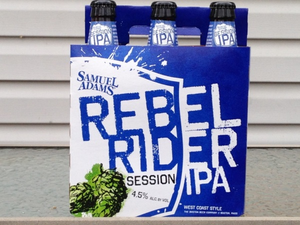 Sam Adams Rebel Rider IPA