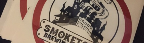 Smoketown Brewing Station sticker