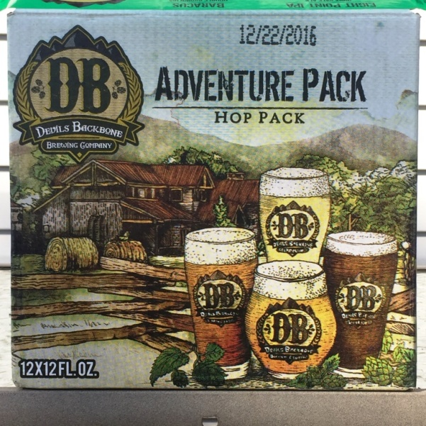 Devils Backbone Adventure Pack Hop Pack