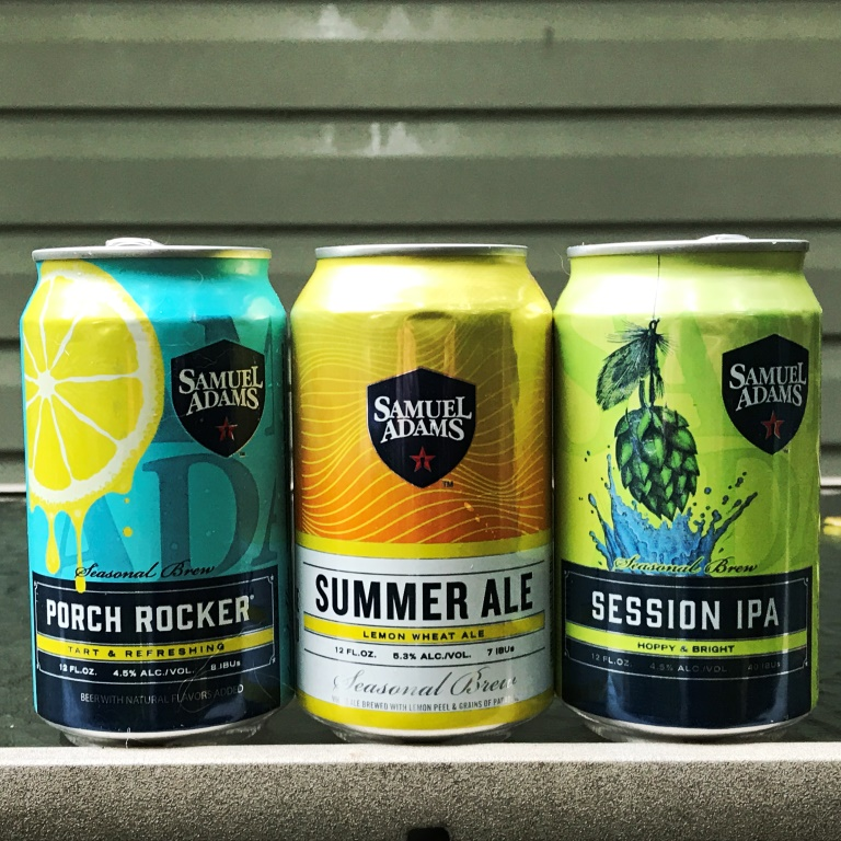 Sam Adams Beers of Summer Variety Pack 2017